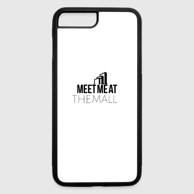 Meet me at the mall - iPhone 7 Plus/8 Plus Rubber Case