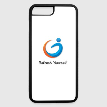 Refresh Yourself - iPhone 7 Plus/8 Plus Rubber Case