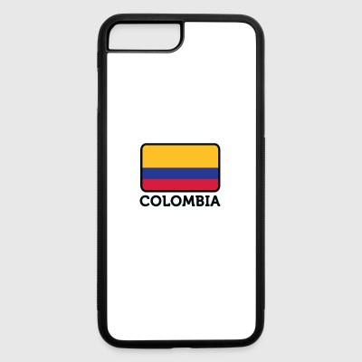 National Flag Of Colombia - iPhone 7 Plus/8 Plus Rubber Case