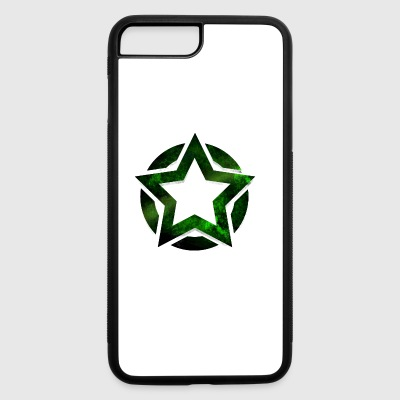 Star green - iPhone 7 Plus/8 Plus Rubber Case