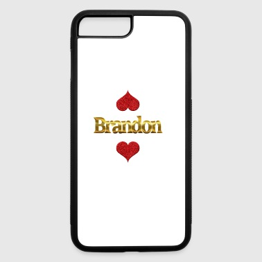 Brandon - iPhone 7 Plus/8 Plus Rubber Case
