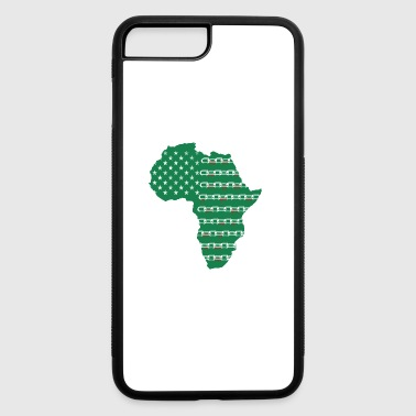 African American - iPhone 7 Plus/8 Plus Rubber Case