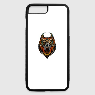 Red Owl - iPhone 7 Plus/8 Plus Rubber Case