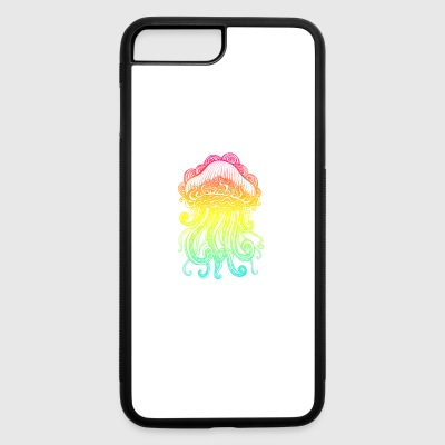 Prism of the Deep - iPhone 7 Plus/8 Plus Rubber Case