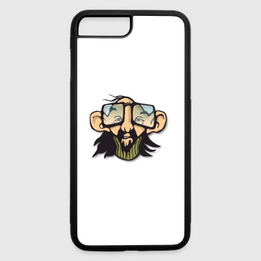 Geek - iPhone 7 Plus/8 Plus Rubber Case