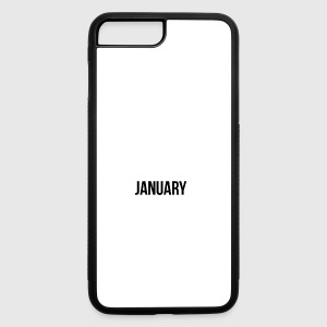 The best Gamers are born in January - iPhone 7 Plus/8 Plus Rubber Case