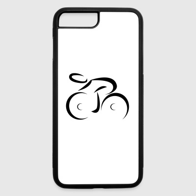cycling - iPhone 7 Plus/8 Plus Rubber Case
