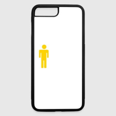 Nobody Is Perfect. I'm Nobody. - iPhone 7 Plus/8 Plus Rubber Case