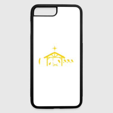 Nativity Scene - iPhone 7 Plus/8 Plus Rubber Case