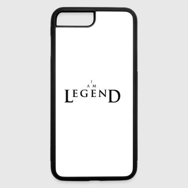 I am legend - iPhone 7 Plus/8 Plus Rubber Case