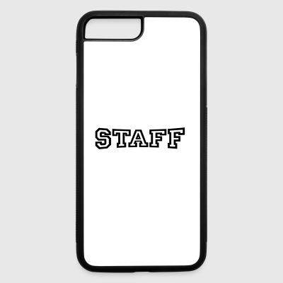 Staff - iPhone 7 Plus/8 Plus Rubber Case