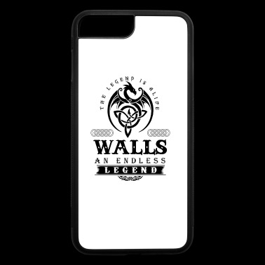 WALLS - iPhone 7 Plus/8 Plus Rubber Case