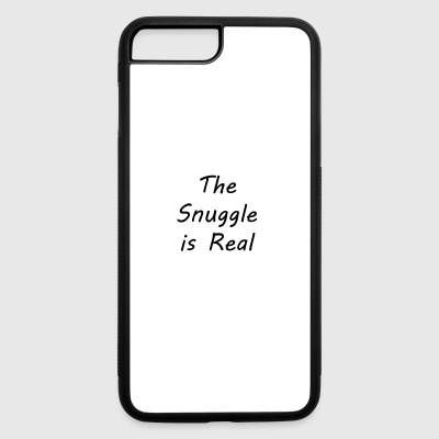 The-Snuggle-is-Real - iPhone 7 Plus/8 Plus Rubber Case