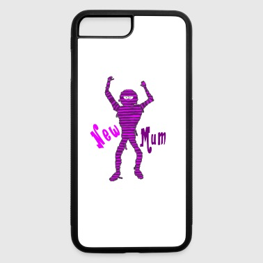Mummy - iPhone 7 Plus/8 Plus Rubber Case