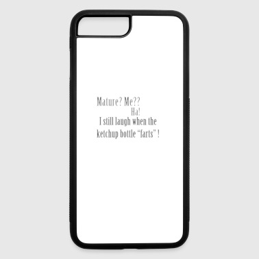 Mature? - iPhone 7 Plus/8 Plus Rubber Case