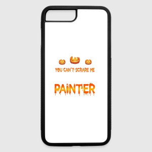 Painter Halloween - iPhone 7 Plus/8 Plus Rubber Case