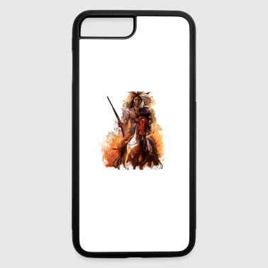 Native American - iPhone 7 Plus/8 Plus Rubber Case
