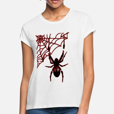 Cobweb Spider risk - cobweb - Women's Loose Fit T-Shirt
