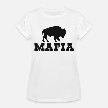 Mafia Symbol Bills Mafia - Women's Relaxed Fit T-Shirt