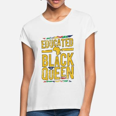 d0b8af5ef11 Melanin Beauty Black Melanin Queen - Women  39 s Loose Fit T-Shirt