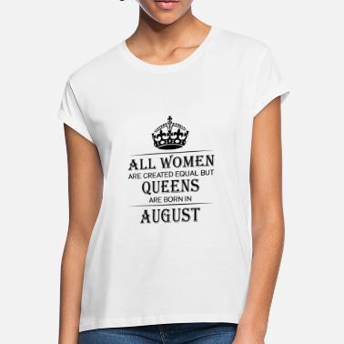 Shop August Birthday T Shirts Online