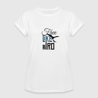 Bird Motives Bird - Women's Relaxed Fit T-Shirt