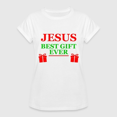 Christus Christmas present gift Jesus Christus - Women's Relaxed Fit T-Shirt