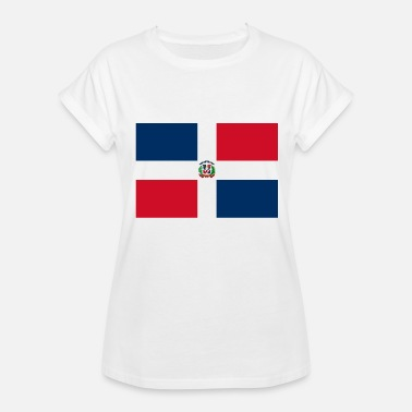 Dominican Republic Dominican Republic - Women's Relaxed Fit T-Shirt