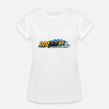 Vroom VROOM - Women's Relaxed Fit T-Shirt