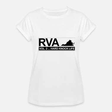 Hard Knocks RVA HARD KNOCK LIFE - Women's Relaxed Fit T-Shirt