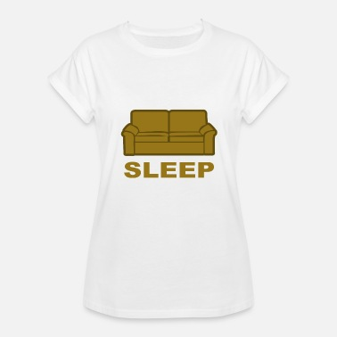 Sleep In Sleep - Women's Relaxed Fit T-Shirt