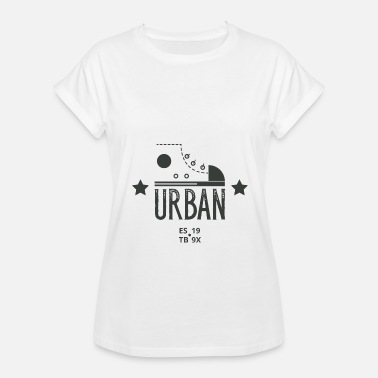 Funny Urban Urban - Women's Relaxed Fit T-Shirt