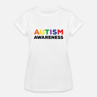 Autism Awareness - Women's Relaxed Fit T-Shirt