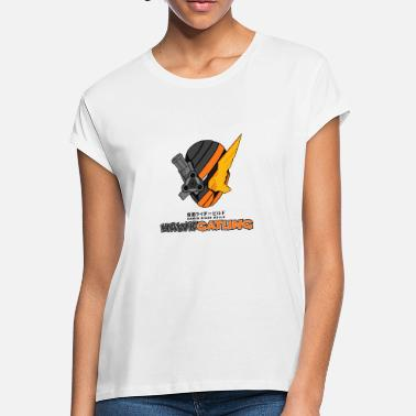 Kamen Rider Kamen rider Build HawkGatling - Women's Loose Fit T-Shirt