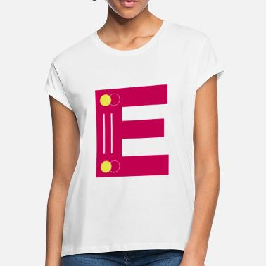 A&e E - Women's Loose Fit T-Shirt