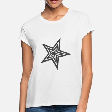 Couture Dirty Couture Star - Women's Loose Fit T-Shirt