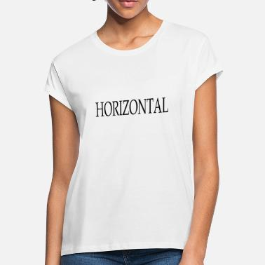 Horizontal Horizontal - Women's Loose Fit T-Shirt