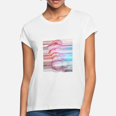 73ee8666 Nude Color Line Art Body Woman - Women's Loose Fit T-. Women's Loose  Fit T-Shirt