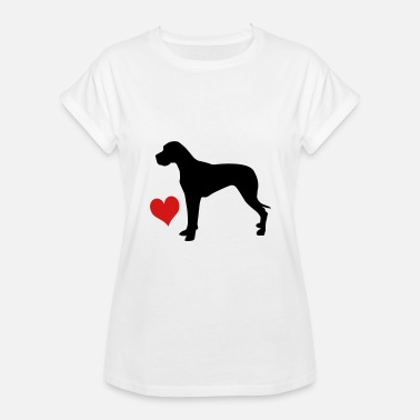 Great Danes Great Dane - Women's Relaxed Fit T-Shirt