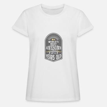 Shop 50th Birthday Ideas T Shirts Online