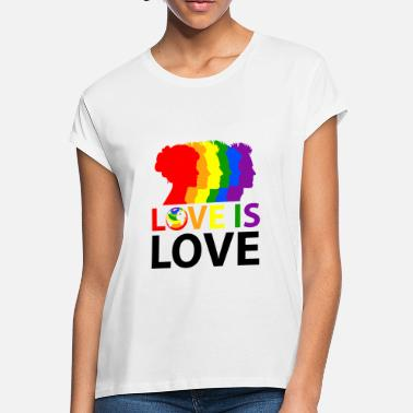 Equal Love Love Is Love - Global Equality - Women's Loose Fit T-Shirt