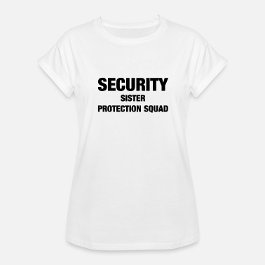 Birthday For Groups Security Sister Protector Group