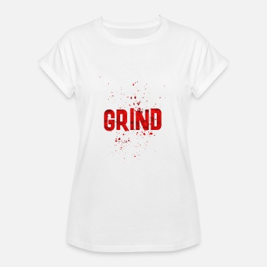 Grind GRIND - Women's Relaxed Fit T-Shirt