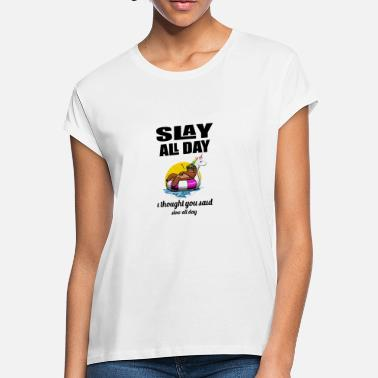 All Saints Day all day - Women's Loose Fit T-Shirt