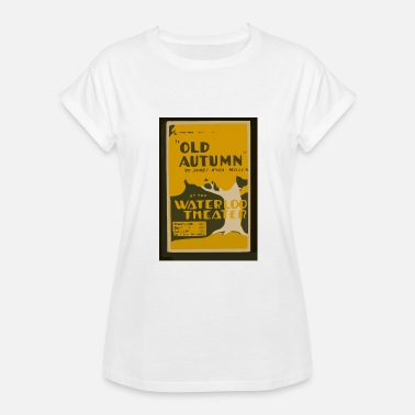 Federal Capital Federal Theater Presents Old Autumn - Women's Relaxed Fit T-Shirt
