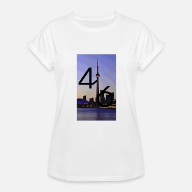 Funny Toronto the_6_original - Women's Relaxed Fit T-Shirt