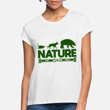 Nature Lovers Nature Shirt For Nature Lovers - Women's Loose Fit T-Shirt