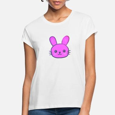 Easter Bunny Colorful bunny Easter Bunny for easter Bunny - Women's Loose Fit T-Shirt