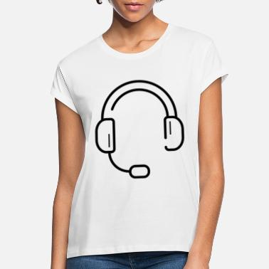 Headset Headset - Women's Loose Fit T-Shirt