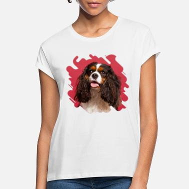 King Cavalier King Charles Spaniel - Women's Loose Fit T-Shirt